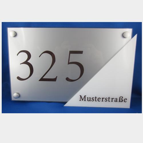 hausnummer selbst gestalten hausnummer und stra 223 e schild lang selbst gestalten hausnummer. Black Bedroom Furniture Sets. Home Design Ideas
